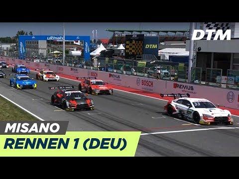 DTM Misano 2019 - Rennen 1 - RE-LIVE (Deutsch)
