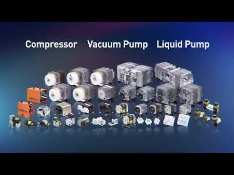 Compressors And Vacuum Pumps