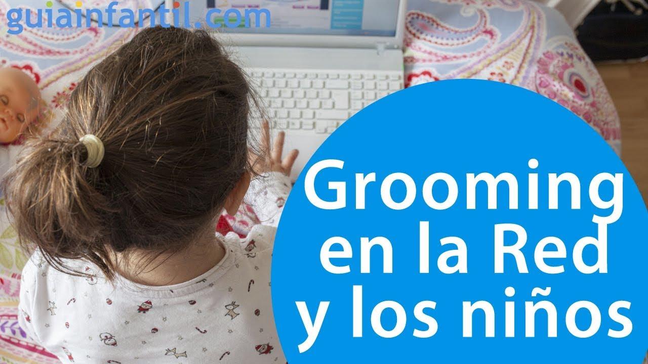 Grooming y otros delitos online de los que los niños pueden ser víctimas | #ConectaConTuHijo