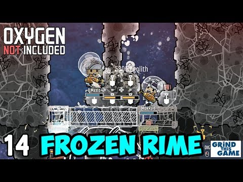 Steam Room on RIME #14 - Oxygen Not Included (Launch Upgrade) [4k]