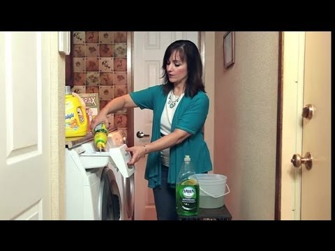 How Do I Clean Front-Loading Washing Machines? : Home Cleaning
