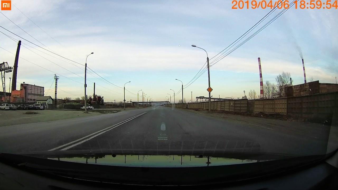 В Красноярске упал метеорит