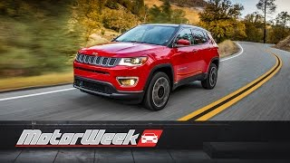 First Look: 2017 Jeep Compass - Heading in the Right Direction