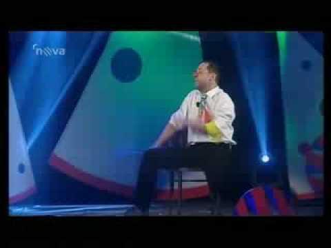 Klaun Lanýž / vtipy - Humor na scénu - silvestrovsky mix