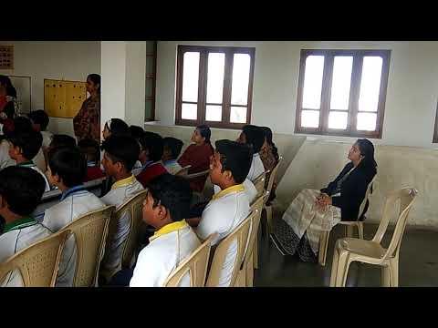 Hillfort organised Mathematics workshop for students