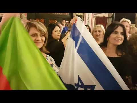 Азербайджанцы и Евреи кайфуют. Кайфуй Баку!!!