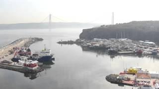 yavuz sultan selim köprüsü istanbul sariyer rumeli feneri birol ayaz dji phantom