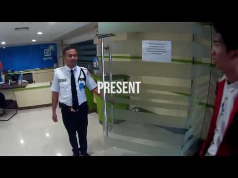 Mannequin Challenge BRI Syariah KC Bandung Suniaraja