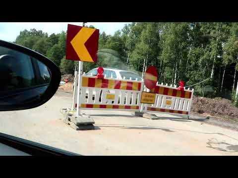 Vlog Возвращаемся в Финляндию  Кто последний на тест