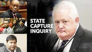 WATCH LIVE | #StateCaptureInquiry: Agrizzi continues his testimony, who will be implicated?