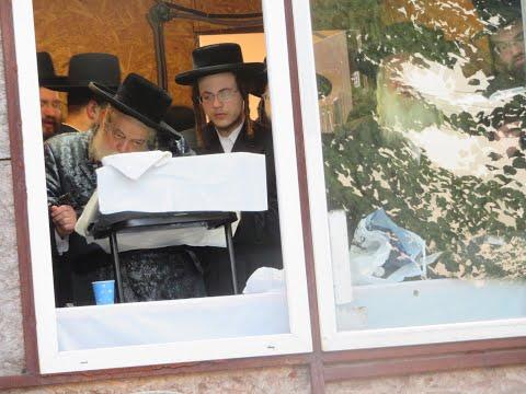 תיעוד: האדמור מתולדות אברהם יצחק ביקר בברדיטשוב