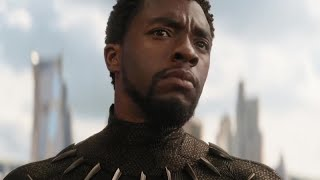 Black Panther Star CHADWICK BOSEMAN Has Died at Age 43.