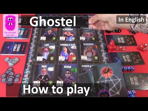 How to play and my impression of Ghostel