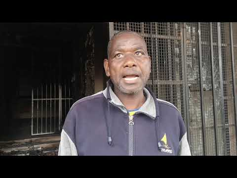 Harvest House burnt down – What really happened (VIDEO)