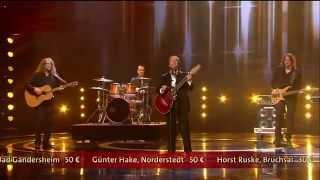 Chris de Burgh - Tender Hands 2012