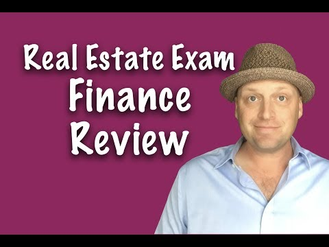 Real Estate Exam Finance Questions   Review with Joe & Sam ...