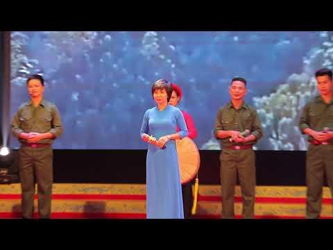 Chương trình tham gia Liên hoan cán bộ thư viện tuyên truyền giới thiệu sách chào mừng kỷ niệm 65 năm chiến thắng Điện Biên Phủ (7/5/1954 - 7/5/2019) của đội tuyển Thư viện tỉnh Bắc Ninh (Phần 2)