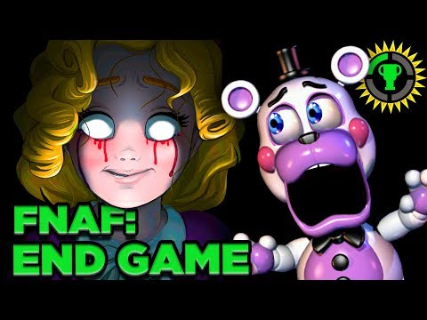 Game Theory: FNAF 6, No More Secrets (FNAF 6, Freddy Fazbear's Pizzeria Simulator) (видео)