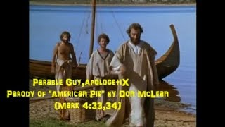 ApologetiX Parable Guy redux