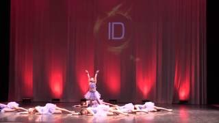 """"""" Fairies """" Contemporary 9-12 y.olds dance at Inferno dance comp.2016"""