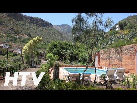 Casa Vacacional Rural Villa Barranco de los Cernícalos en Valsequillo