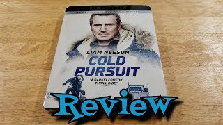 Cold Pursuit 4K Unboxing And Review   Action   Crime   Drama