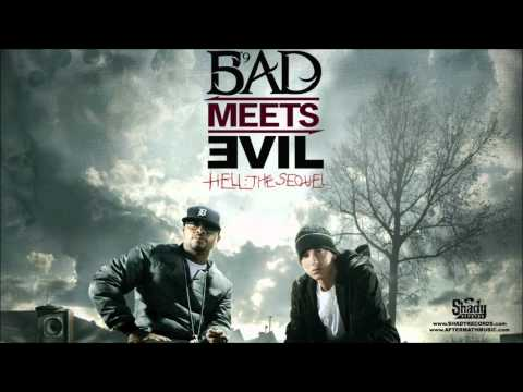 Bad Meets Evil - A Kiss [HQ]