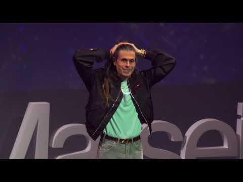 TEDxMarseille L'inévidence des trous noirs Aurélien Barrau