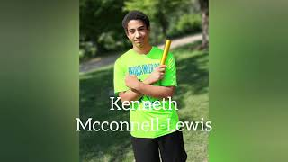 PICTFC Athlete Kenneth Mcconnell- Lewis