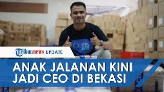 Kisah Inspiratif Andika Mantan Anak Jalanan, Dulu Tak Mampu Bayar Sekolah, Kini Jadi CEO Perusahaan
