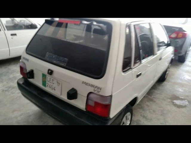Suzuki Mehran VX Euro II 2017 for Sale in Bahawalpur