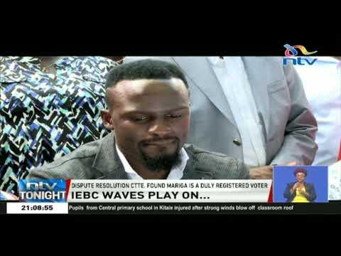 Kibra by-election: IEBC reverses decision on McDonald Mariga's candidature