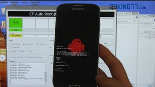 How to Root the Sprint and International Exynos Samsung Galaxy S4
