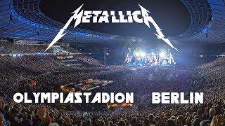Metallica   Live In Berlin, Germany (2019) [Full Webcast] [AUDIO UPGRADE]