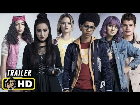 MARVEL'S RUNAWAYS (2019) Official Season 3 Trailer - Hulu Series [HD]