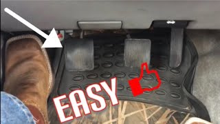 HOW TO DRIVE A STICK SHIFT: EASY FOR BEGINNERS!