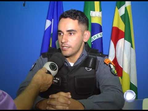 Tenente Tavares PM/MT Fala Sobre Ocorrido em Alto Taquari MT