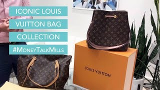 Iconic Louis Vuitton Handbags