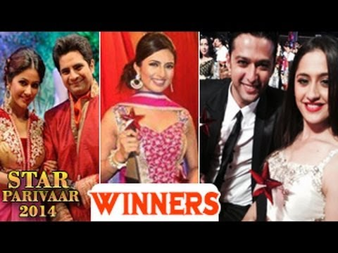 STAR Parivaar Awards 2014 | 29th June 2014 Full Show | WINNERS List - EXCLUSIVE Event