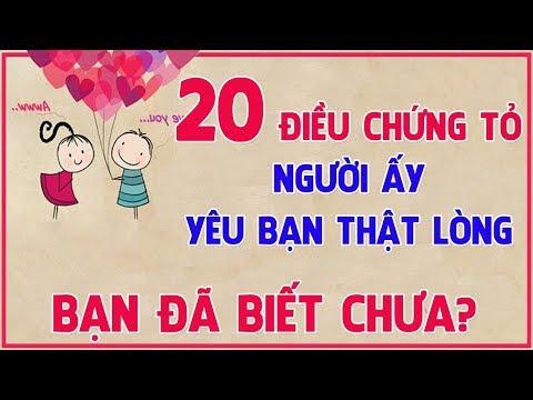 20 Điều chứng tỏ người ấy yêu bạn thật lòng! Bạn đã biết chưa? | Blog HCĐ ✔