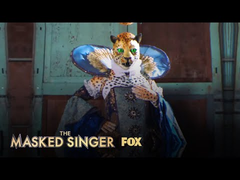 The Clues: Leopard   Season 2 Ep. 8   THE MASKED SINGER