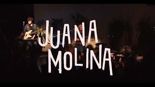 Juana Molina - Club Paraguay (Córdoba, Argentina)