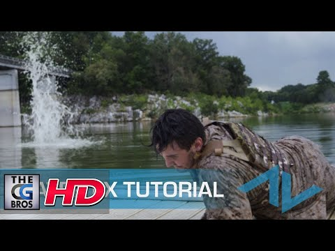"CGI 3D & VFX Tutorials: ""Water FX"" – by ActionVFX"