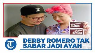 Rayakan Ulang Tahun Pernikahan dengan Claudia Adinda, Derby Romero Tak Sabar segera Jadi Ayah