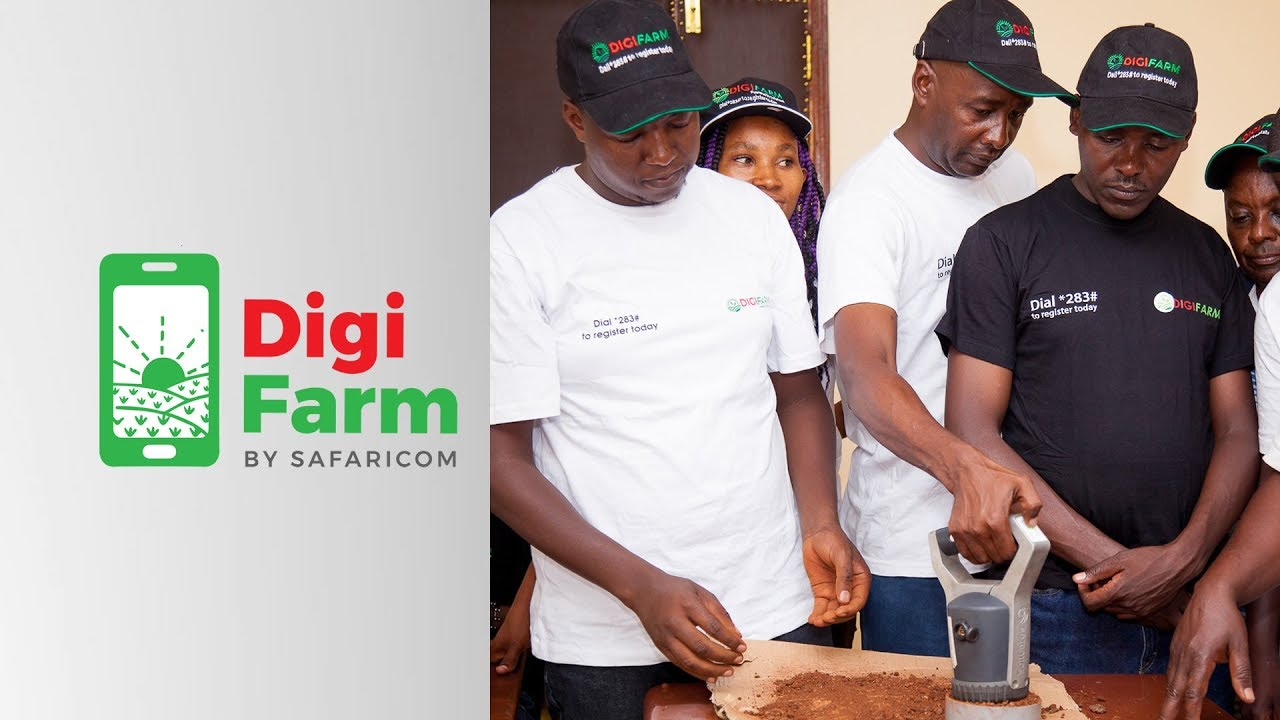DigiFarm KLPA staff Refresher Training – May 2019