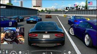 GRAN TURISMO SPORT GoPro Top Speed Pulls Online Lobby w/COPS! | SLAPTrain