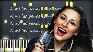 Andra & Descemer Bueno   Camarero   Piano Cover   Karaoke