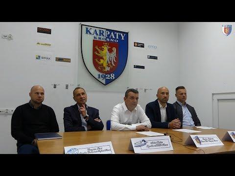 Wypowiedzi: Konferencja Karpat Krosno [WIDEO]