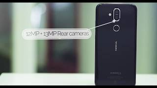 HMD Global's Nokia 8.1 launched in India: Unboxing, first impressions | Kholo.pk