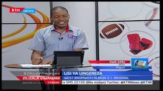Zilizala Viwanjani: Roy kutoka Migori asema Man United haitamaliza nafasi ya nne